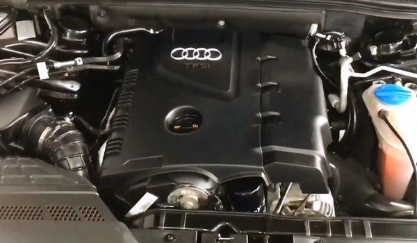 Газ на Audi A4 2.0 TFSI