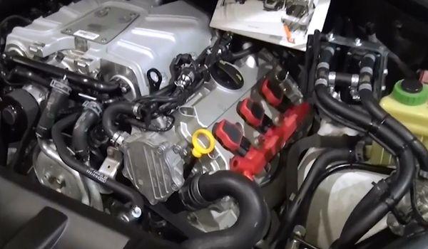 Установка гбо на Audi Q7 3.0 TFSI Quattro
