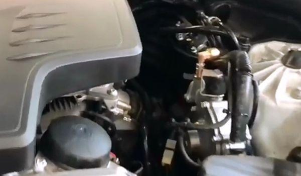 Установка гбо на BMW F10 2.0 TwinPower Turbo