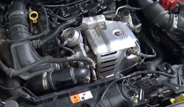 Газ на Ford B-Max