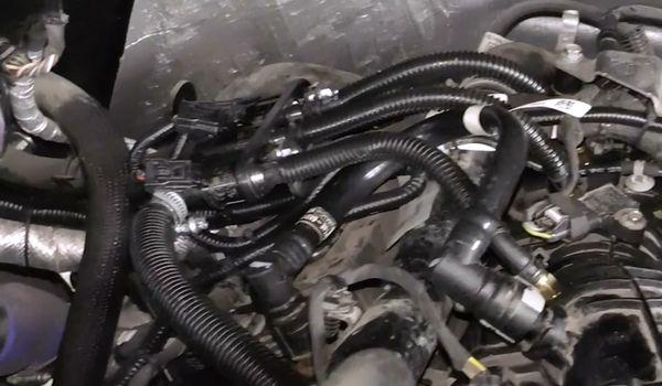 Газ на Ford F-150 2.7 V6 Ecoboost USA