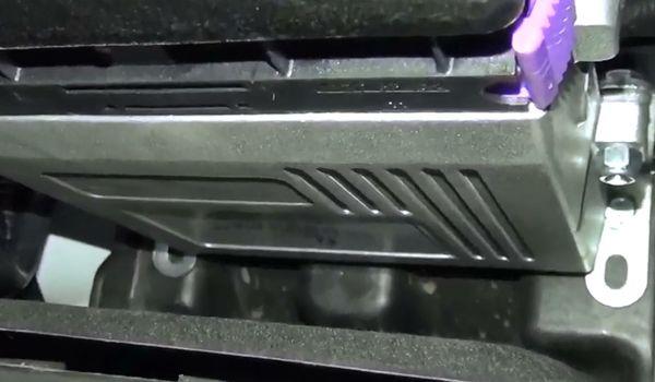 Газовое оборудование на Hyundai Tucson 1.6 GDi
