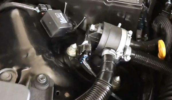 Газ на Lexus GS 250 прямой впрыск