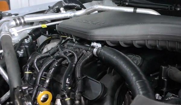 Газ на Nissan Qashqai 2.0 mr20dd с прямым впрыском