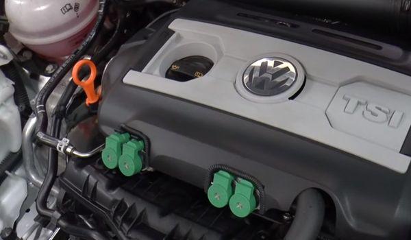 Установка гбо на Volkswagen Passat B6 1.8 TSI