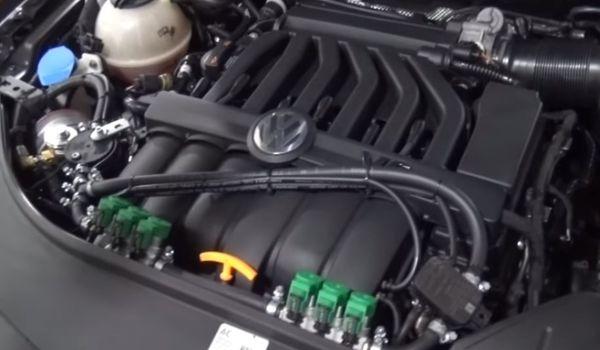 Установка гбо на Volkswagen Passat B7 3.6 FSI