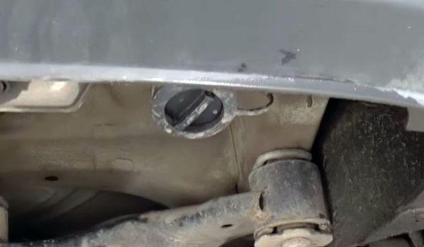 Газовое оборудование на Volkswagen Tiguan 2.0 TSI