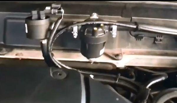 Газ на Volvo XC60 T6